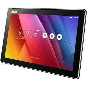 Tableta Asus ZenPad Z300M-6A040A 10.1 inch MediaTek MT8163 1.3 GHz Quad Core 2GB RAM 16GB flash WiFi GPS Android 5.0 Dark Grey