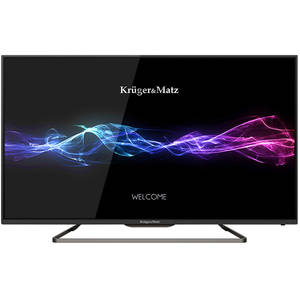 Televizor Kruger&Matz LED KM0249 Full HD 124cm Black