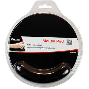 Mousepad Vakoss Gel PD-423BK Black