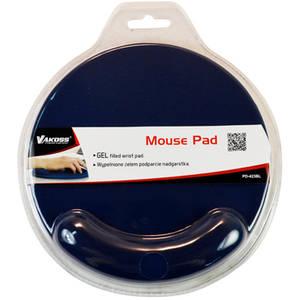 Mousepad Vakoss Gel PD-423BL Blue