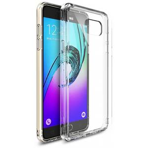 Husa Protectie Spate Ringke Fusion Crystal View plus folie protectie pentru Samsung Galaxy A3 2016