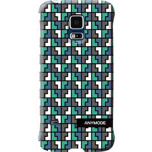 Husa Protectie Spate Anymode FABP010KA0 Modern Art pentru Samsung Galaxy S5 Mini