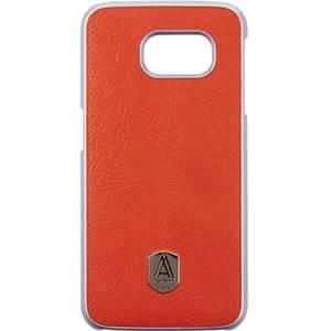 Husa Protectie Spate Anymode FA00010KRD Leather Red pentru Samsung Galaxy S6