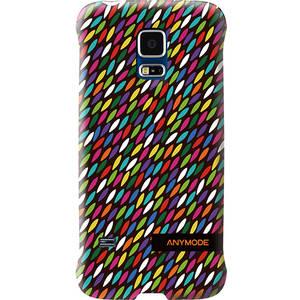Husa Protectie Spate Anymode FABP010KA3 Rain Drop Multicolor pentru Samsung Galaxy S5 Mini