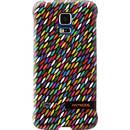 FABP010KA3 Rain Drop Multicolor pentru Samsung Galaxy S5 Mini