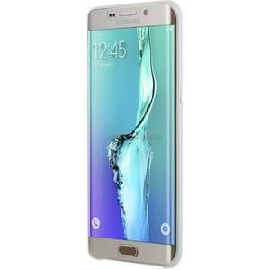 Husa Protectie Spate Anymode Alb FA00019KBL Slim Skin 0.4 pentru Samsung Galaxy S6 Edge Plus