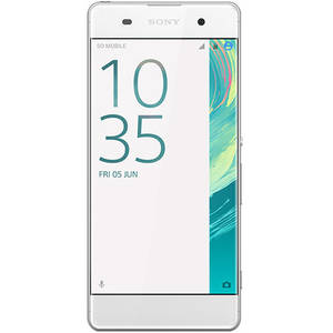 Smartphone Sony Xperia XA F3116 Dual Sim 16GB 4G White
