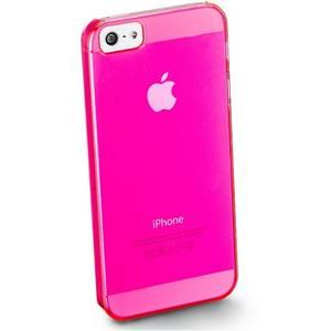 Husa Protectie Spate Cellular Line COOLIPHONE5P Cool Pink pentru Apple iPhone 5S / SE