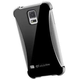 Husa Protectie Spate Cellular Line HAMMERCGALS5BK Hammer Black pentru Samsung Galaxy S5