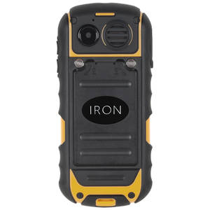 Telefon mobil Kruger&Matz Iron Dual Sim Black