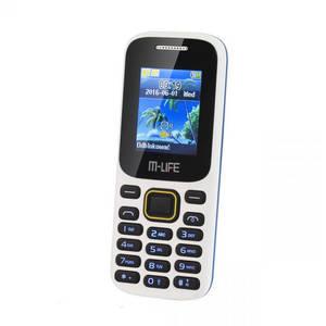 Telefon mobil M-Life ML0586.1W Dual Sim White