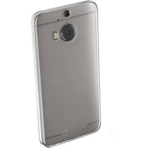 Husa Protectie Spate Cellular Line FINECM9PLT Transparent pentru HTC One M9 Plus