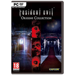 Joc PC Capcom Resident Evil Origins Collection