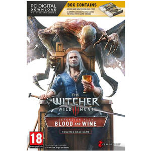 Joc PC CD Projekt The Witcher 3 Wild Hunt Blood & Wine Expansion Pack