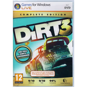 Joc PC Codemasters DiRT 3 Complete Edition
