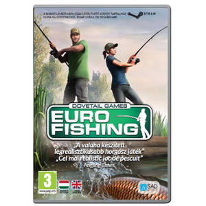 Joc PC Dovetail Games Euro Fishing CD Key