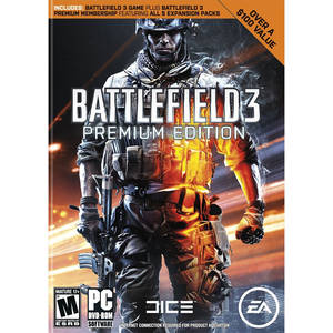 Joc PC EA Battlefield 3 Premium Edition CD Key