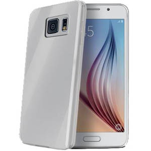 Husa Protectie Spate Celly GELSKIN590 Transparent pentru Samsung Galaxy S7