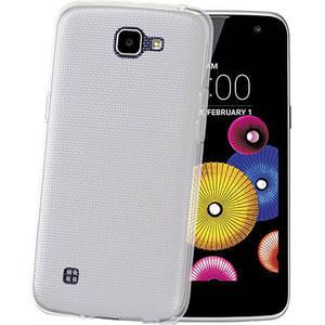 Husa Protectie Spate Celly GELSKIN549 Transparent pentru LG K4