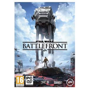 Joc PC EA Star Wars Battlefont