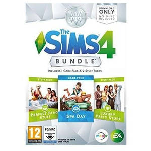 Joc PC EA The Sims 4 Bundle CD Key