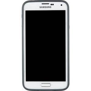 Husa Protectie Spate Anymode cu Incarcare Magnetica Negru pentru Samsung Galaxy S5