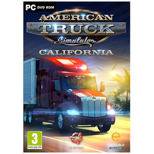 Joc PC Excalibur Publishing American Truck Simulator
