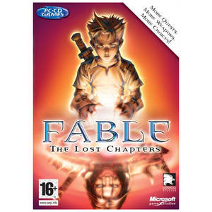 Joc PC Microsoft Fable The Lost Chapters