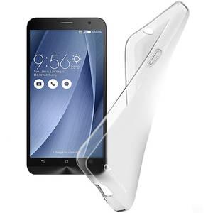 """Husa Protectie Spate Cellularline 5"""" Transparent pentru Asus Zenfone 2"""