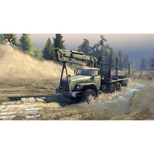 Joc PC IMGN PRO Spintires Offroad Truck Simulator CD Key