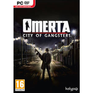 Joc PC Kalypso Omerta City of Gangsters