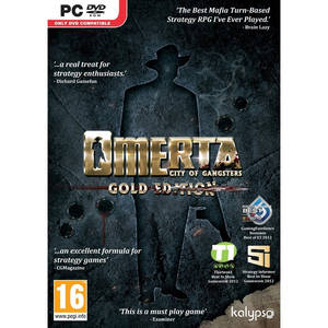 Joc PC Kalypso Media Omerta City of Gangsters Gold Edition