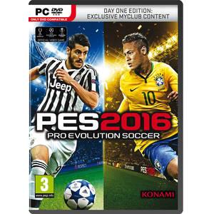 Joc PC Konami Pro Evolution Soccer 2016 D1 Edition