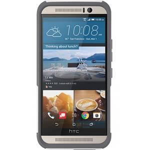 Husa Protectie Spate OtterBox Commuter Glacier pentru HTC One M9