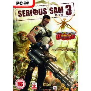 Joc PC Mastertronic Serious Sam 3