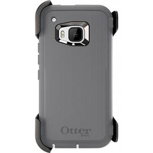 Husa Protectie Spate OtterBox Defender Gri pentru HTC One M9