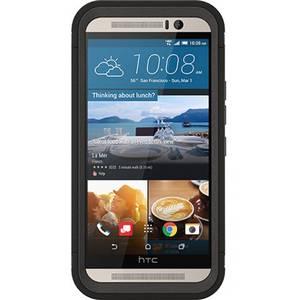 Husa Protectie Spate OtterBox Defender Neagra pentru HTC One M9