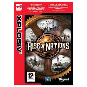 Joc PC Microsoft Rise of Nations
