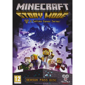 Joc PC Mojang Minecraft Story Mode A Tell Tale Games Series