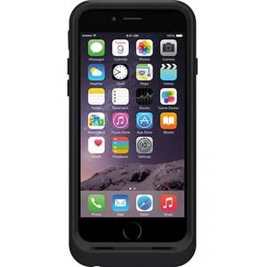 Husa Protectie Spate OtterBox Resurgence Black cu acumulator 2600 mAh pentru Apple iPhone 6 / 6S