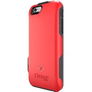 Husa Protectie Spate OtterBox Resurgence Red cu acumulator 2600 mAh pentru Apple iPhone 6 / 6S