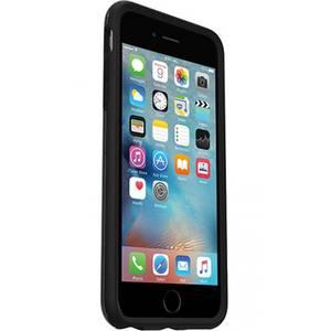 Husa Protectie Spate OtterBox Symmetry Clear Black Crystal pentru Apple iPhone 6 / 6S