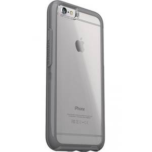 Husa Protectie Spate OtterBox Symmetry Clear Grey Crystal pentru Apple iPhone 6 / 6S