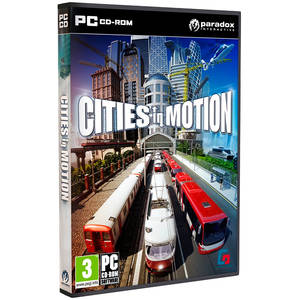Joc PC Paradox Cities In Motion CD Key