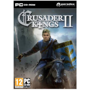Joc PC Paradox Crusader Kings 2 CD Key