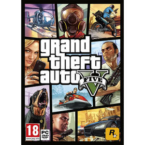 Joc PC Rockstar Grand Theft Auto 5 PC