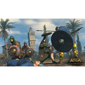 Joc PC Sega Total War Attila Tyrants and Kings