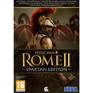 Joc PC Sega Total War Rome 2 Spartan Edition