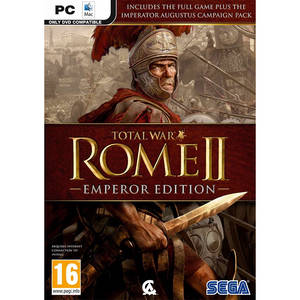 Joc PC Sega Total War Rome II Emperor Edition CD Key
