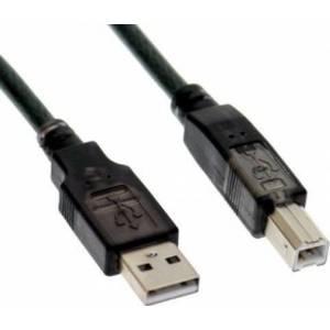 Goobay Cablu imprimanta USB-A la USB-B 1.8m Negru